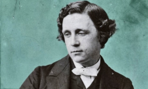 Lewis-Carroll-teal